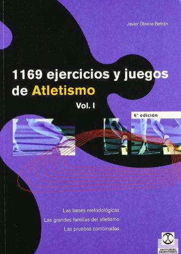 Mil 169 Ejercicios Y Juegos De Atletismo