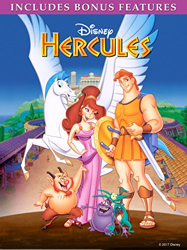 Hercules (Includes Bonus Features) by