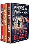 Thomas Caine Thrillers: Books 1-3 (Thomas Caine Series Boxset Book 1)