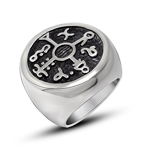Seal Mens Ring - 9