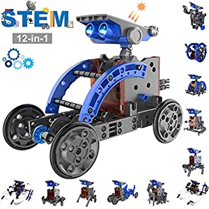 Educational Learning Science Building Toys for Kids