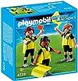 Playmobil 626668 - Fútbol Trío Arbitral