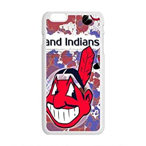 Cleveland Indians Fahionable And Popular Back Case Cover For Iphone 6 Plus