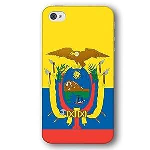 Ecuador Ecuadorian Flag For Iphone 5C Case Cover Slim Phone Case