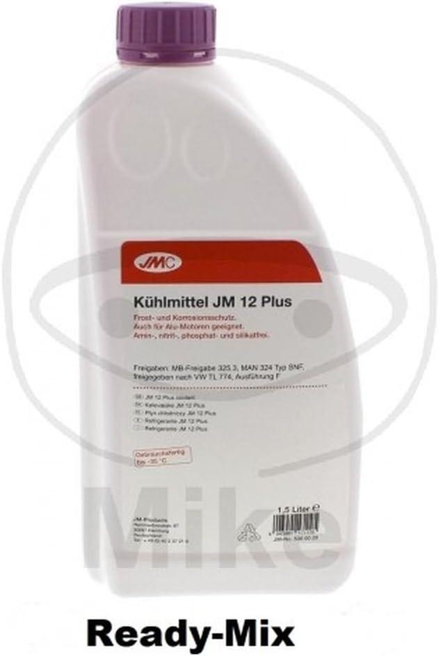 Jmc Jm12 Plus Kühlmittel Mit Frostschutz Gebrauchsfertig 1 5 Liter Auto