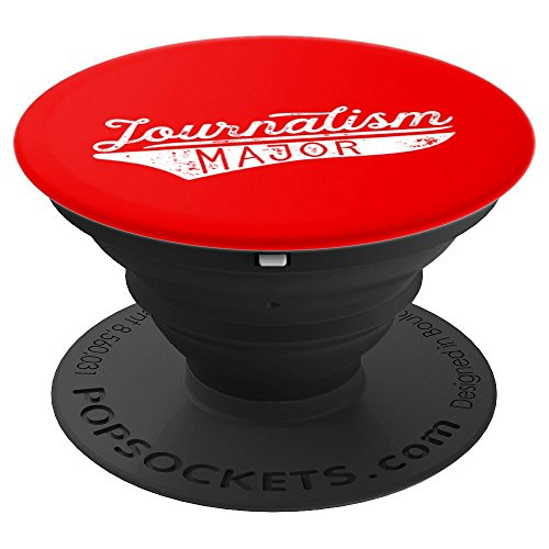 Journalism Major Gift - Journalism Major - PopSockets Grip and Stand for Phones and Tablets