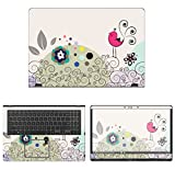 decalrus - Protective Decal Skin Sticker for Asus Q525UA 2-in-1 (15.6'' Screen) case Cover wrap ASq525UA_15-27