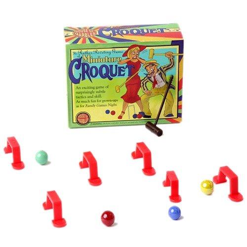 Miniature Table Croquet ()