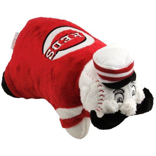Cincinnati Reds Bedding (MLB Cincinnati Reds Mini Pillow Pet)