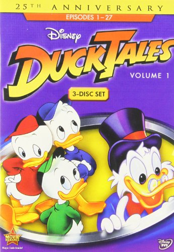 DuckTales, Vol. 1 (Vol 1 Dvd)