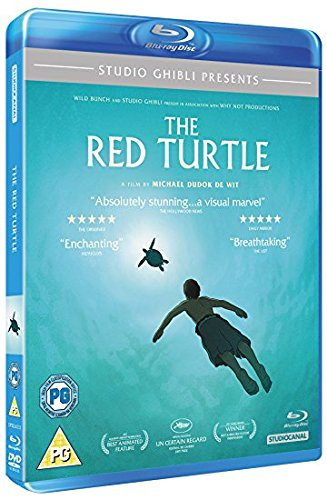 The Red Turtle (Doubleplay) [Blu-ray + DVD] [2017]