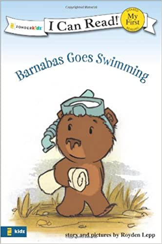 BARNABAS GOES SWIMMING (I Can Read!/Barnabas Series)