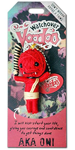Watchover Voodoo Aka-Oni Voodoo Novelty