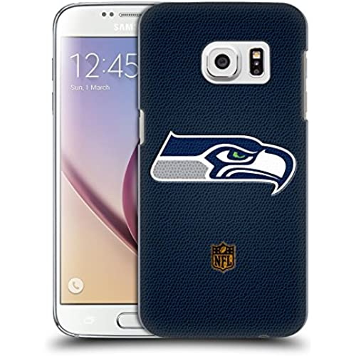 Official NFL Football Seattle Seahawks Logo Hard Back Case for Samsung Galaxy S7 Sales