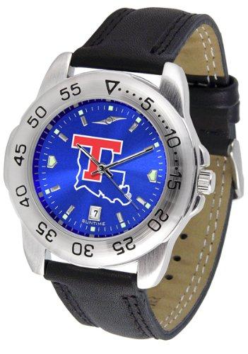 Louisiana Tech Sport Bulldogs Watch (Louisiana Tech Bulldogs Sport AnoChrome Men's Watch)