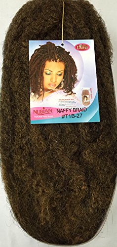 wet and wavy marley braids - 2