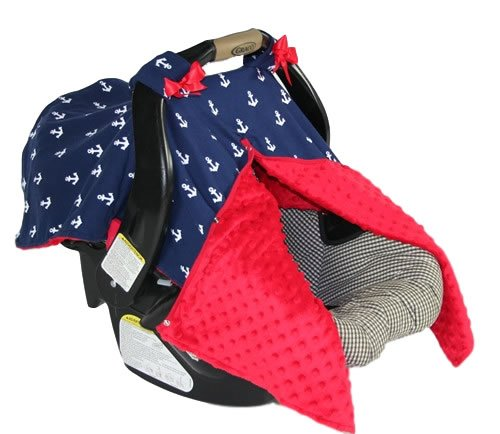 BayB Brand Car Seat Cover – Ships Ahoy! For Sale
