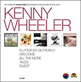 KENNY WHEELER - COMPLETE RECORDINGS ON BLACK SAINT & SOUL NOTE