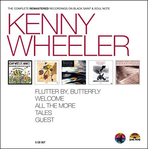 Kenny Wheeler - Complete Recordings on Black Saint & Soul Note