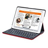 Logitech Canvas Wireless Bluetooth Keyboard Folio Case for iPad Air 2 - RED