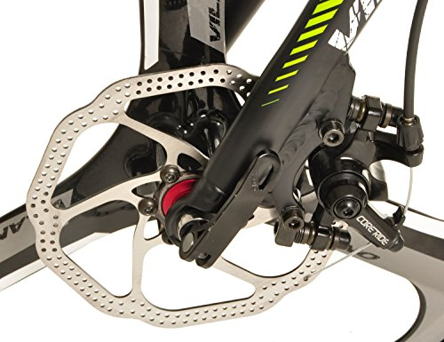Vilano ATOM Electric Folding Bike, 20-Inch Mag Wheels by Vilano (Image #8)