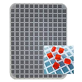Colorado & Ohio State THC Logo – Silicone Half Sheet Mold For Gummies, Candies and Chocolates – 188 Cavity