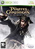 The Pirates Of The Caribbean:  At Worlds End (Xbox 360)