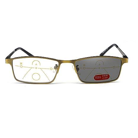 Gafas de Lectura Inteligentes Que cambian de Color, Lentes ...