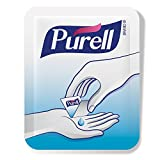 Purell 9620-125ECIN Advanced Hand Sanitizer Singles (125 Count)