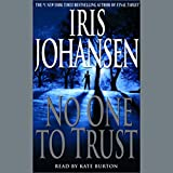 Bargain Audio Book - No One to Trust