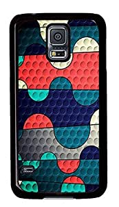Samsung Galaxy S5 patterns abstract 16 PC Custom Samsung Galaxy S5 Case Cover Black