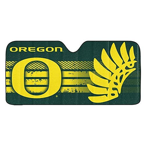 NCAA Oregon Ducks Auto Sun Shade