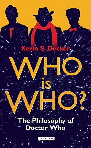 Who is Who?: The Philosophy of Doctor Who (Dr -
