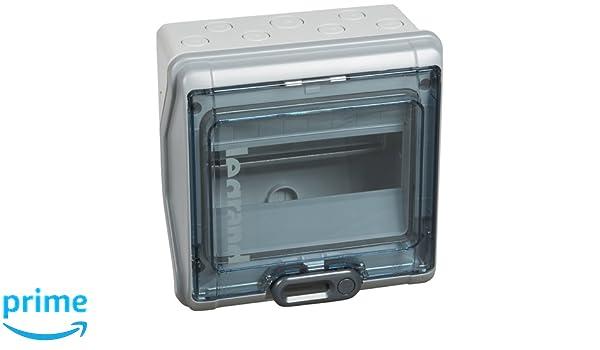Legrand Cajas Modulares Din 601998 - Caja Mod. Estanca Ip65 8 Mod: Amazon.es: Bricolaje y herramientas