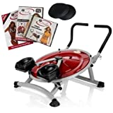 Pro Exercise Abs Core Workout & Fitness Machine w/ DVD | AS SEEN ON TV