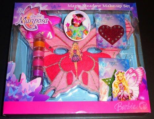Barbi Mariposa Magia Prato Set di trucco