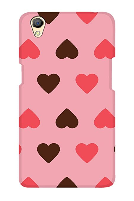Aman Love Symbols 3d Back Cover For Oppo A37 Amazon Electronics