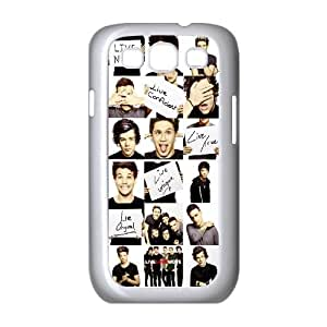 [Tony-Wilson Phone Case] For Samsung Galaxy S3 -IKAI0446482-One Direstion Music Band - Harry Style