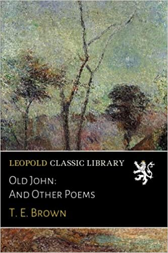 Book Old John: And Other Poems