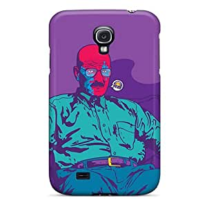 New Arrival Cases Specially Design For Galaxy S4 (breaking Bad Vector)