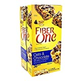Fiber One Oats and Chocolate Chewy Bars 36 Count Review
