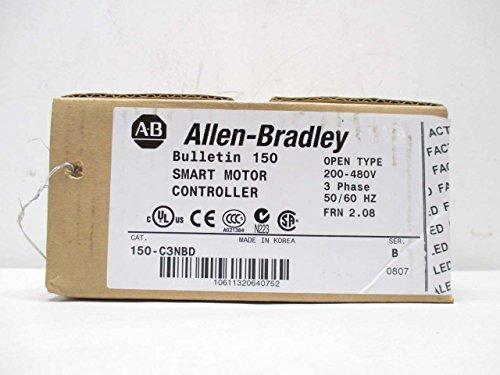 NEW ALLEN BRADLEY 150-C3NBD SMC-3 SMART MOTOR CONTROLLER DRIVE D416169 - Allen Bradley Smart Motor Controller