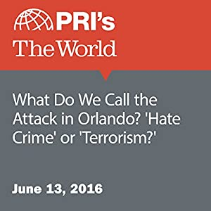 What Do We Call the Attack in Orlando? 'Hate Crime' or 'Terrorism?'