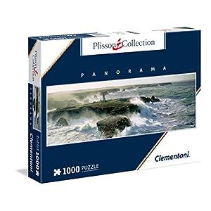 Clementoni 39353 Puzzle Panorama Serie Speciale Plisson N 4 1000 Pezzi Multicolore