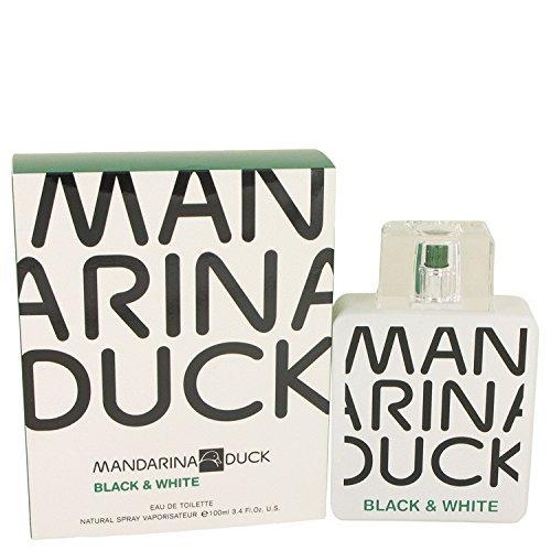 Mandarina Duck Black And White By Edt Spray 3.4 Oz by Mandarina Duck
