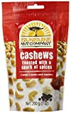 Sunshine Nut Company Cashews Roasted with a Spark of Spices, 7 Ounce (Pack of 12)