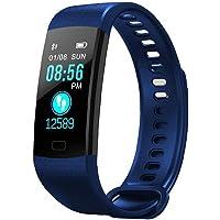Inteligentny zegarek opaska tracker zegarek Y5 wodoodporna inteligentna bransoletka inteligentny zegarek tętno ciśnienie…