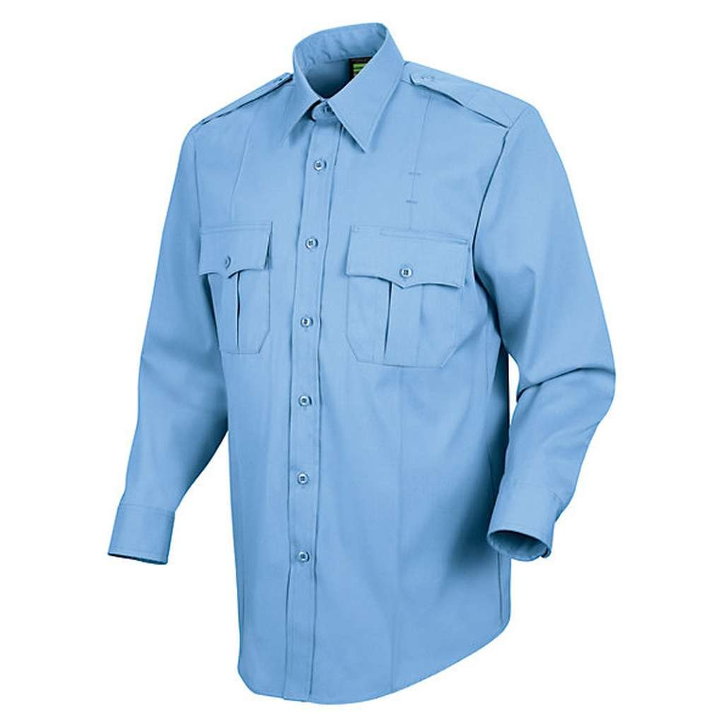 Horace Small Deputy Deluxe Shirt 16535 Light Blue
