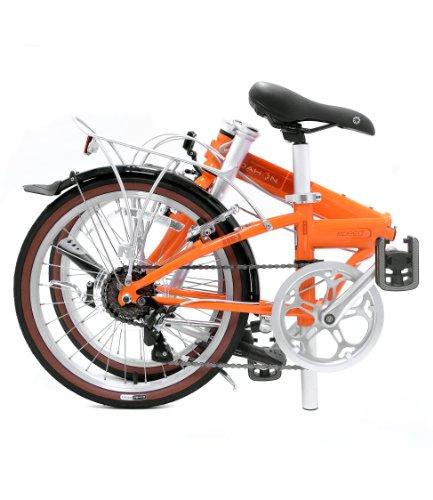 Dahon Speed D7 Folding Bike One Size Buy Online In Uae