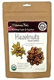 Wilderness Poets Hazelnuts – Organic & Raw – Shelled Hazelnuts (Cobnut, Filbert) – 8 oz (227 g) Pouch Review
